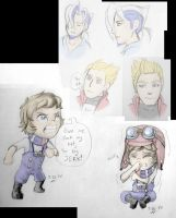 twice by Feathery-Wings