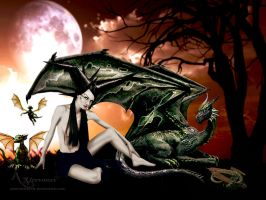 At the Dragon Family by annemaria48