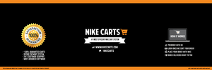 Nike Carts Header by dylorrdesign