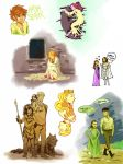 A Song of Ice and Fire Doodles by jumpjumpman