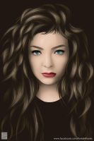 Lorde by floridelsalamat
