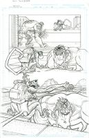 Catch That Bus MM PG2 by Forty-Nine