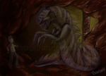 Oscar the Cave Wyrm by Speedvore