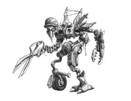 Scrapbot numba 2 by RobKing21