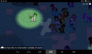 On PonyTown!! by Ghoulpony