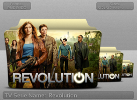Revolution - Tv Series Folder Icon by atty12
