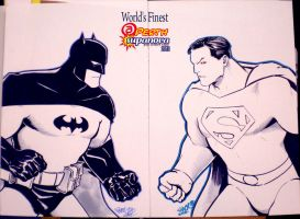 SuPERTHnova 2012 - World's Finest by theCHAMBA
