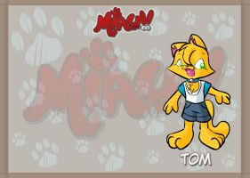 Miaupaper Tom Kids by Fificat