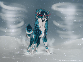 Spirit of Winter by MittensTheNoble