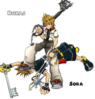Sora Got Owned by seanbojangles