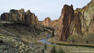 Smith Rock Widescreen by cjosborn