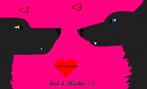 Red+Blackie+That Night by mikiayla97
