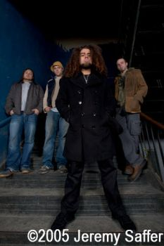 Coheed and Cambria by JeremySaffer