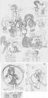 Skullgirls dump 07 by sketchersocks