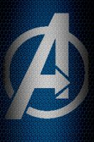 Avengers Ipod Touch Background by KalEl7