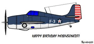 F4F Wildcat for mobiusonedt by Ronin201