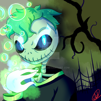 Jack the Septic King by RedRavie