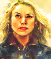 Rose Tyler by chanso