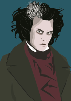 Sweeney Todd by anylife