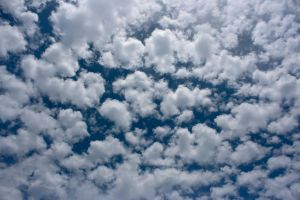Clouds by CacooieStock