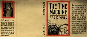 Time Machine Book Cover by cek812