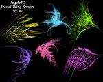 A3D Fractal Wings Set 7 PSP by angela3d