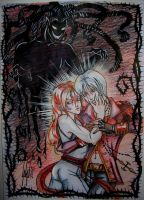 Ytsuken and Kisar by Streight