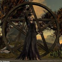 The Bell Witch by faegatekeeper