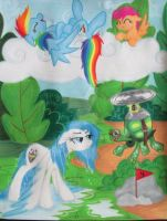 Games Pegasi Play by EmR0304