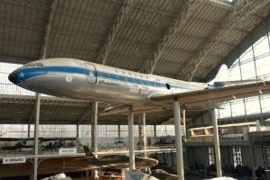 Caravelle - Brussels Aviation Museum by PhilsPictures