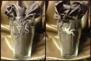 Myst engraved glass by Yuki-Myst