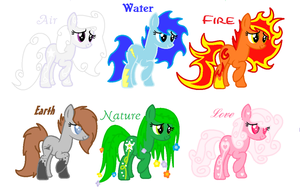 100 Themes 40 41 42 43 44 45 Free Adopts by PrincessAstro