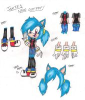 :CE: Jamie's New Outfit by Sonicemma