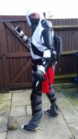 modern assassins creed cosplay test 5 by marty0x