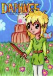 The Legend of Daphnes - Linka's Awakening by Elythe