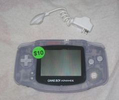 GBA I got at a garage sale by T95Master