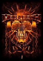 MEGADETH - Official Fan Club 2013 TS contest by stan-w-d