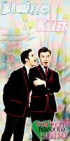 Blaine and Kurt 2 by MerygLeek