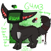 G4M3 REFERENCE 2016 - MASCOT by EXxiilED