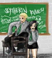 DP slytherin deviants by pilpina77