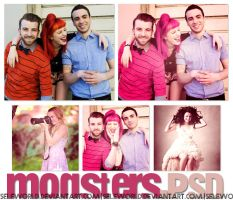 +Monsters by seleworld