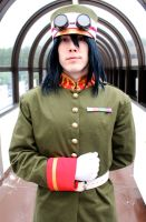 Howl - Military Uniform by GrumpyCosplay