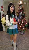 Kagome from Inuyasha Cosplay by SailorSamara