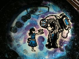 BioShock plate by BioShocked89