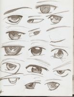 ANIME EYES 2 by imagex-animestar