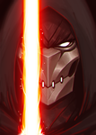 Knight of Ren by AcculluZ