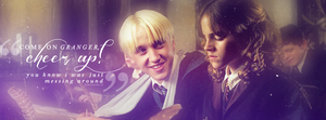 Dramione by sirdraco