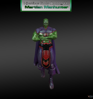 Injustice Gods Among Us: Martian Manhunter by XNASyndicate