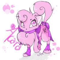 Neopets-Acara by animedarkness