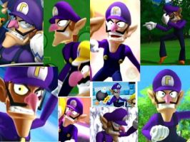 Waluigi wallpaper 3 by ShadowWaluigi1826